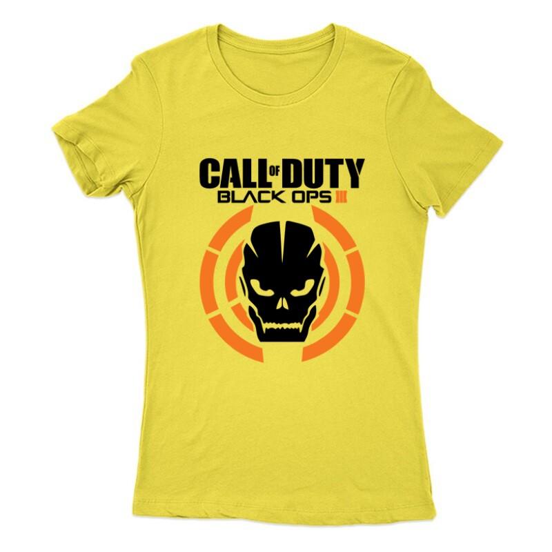 Black Ops Női Póló