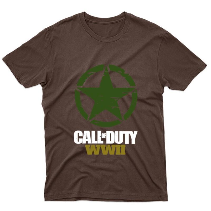 Call of Duty WWII Unisex Póló
