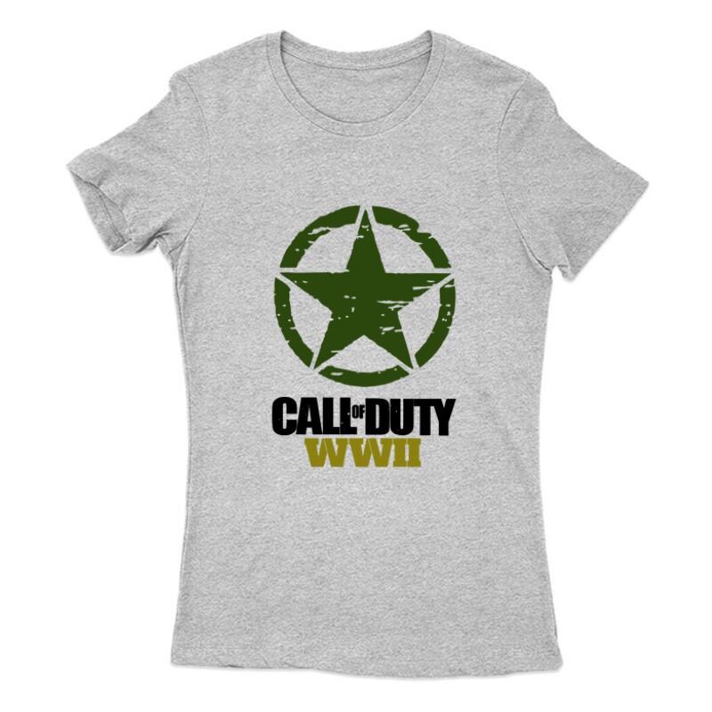 Call of Duty WWII Női Póló