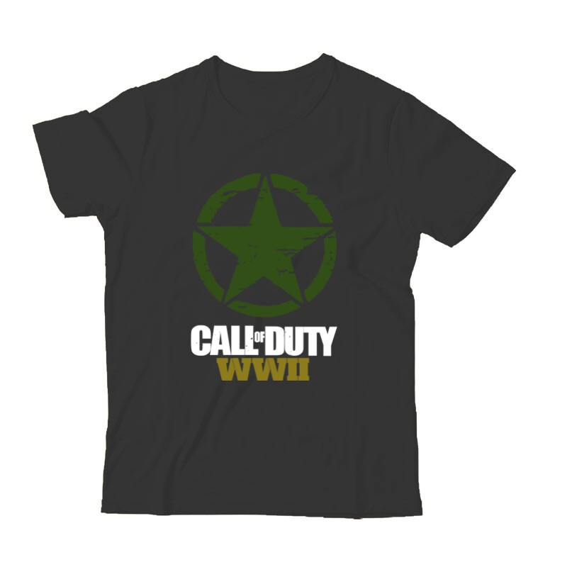 Call of Duty WWII Gyermek Póló