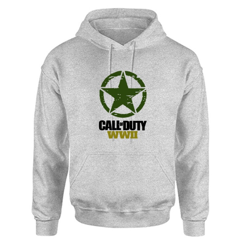 Call of Duty WWII Unisex Kapucnis Pulcsi