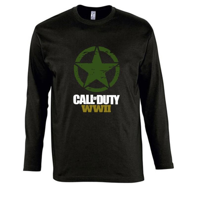 Call of Duty WWII Hosszú Ujjú Póló