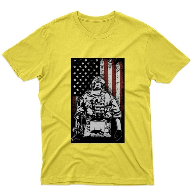 COD Patriot Unisex Póló