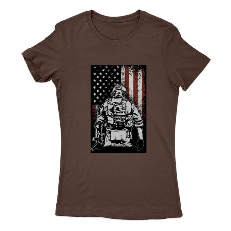 COD Patriot Női Póló