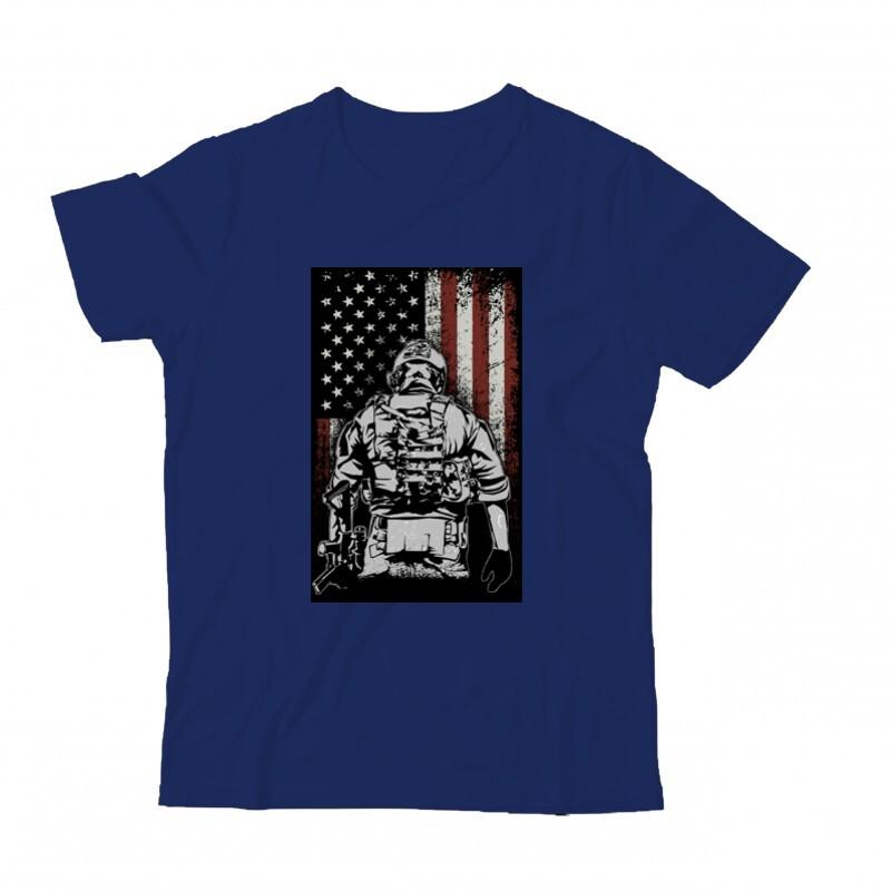 COD Patriot Gyermek Póló