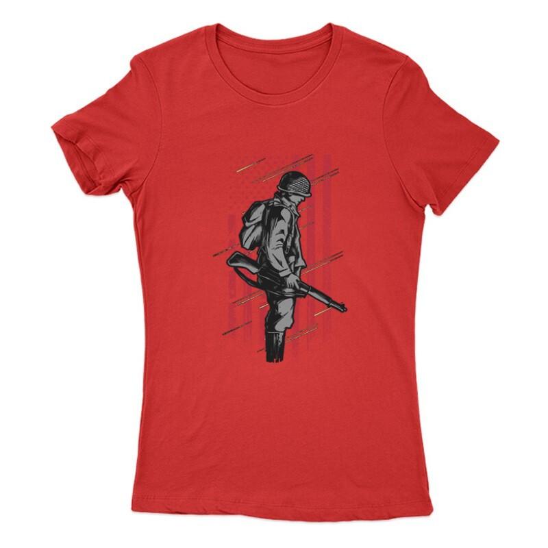 COD Patriot 2 Női Póló