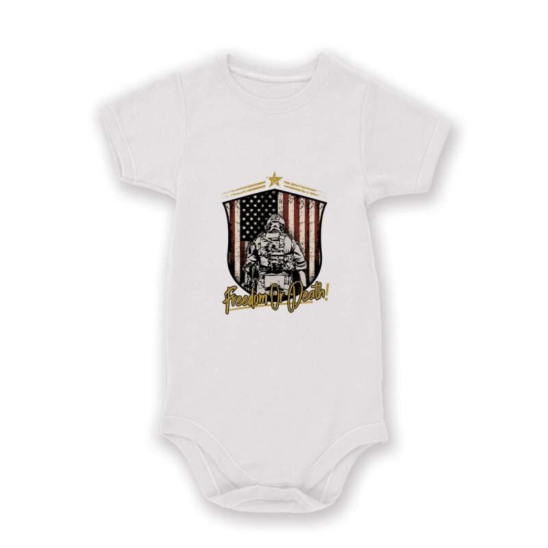 Freedom or Death Baby Body