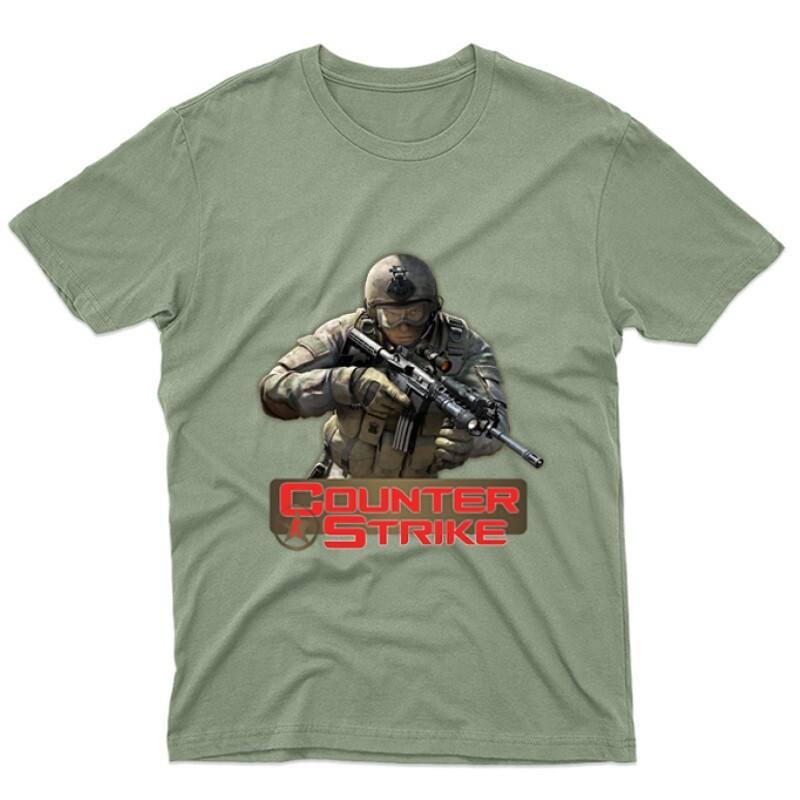 Counter Strike 2 Unisex Póló
