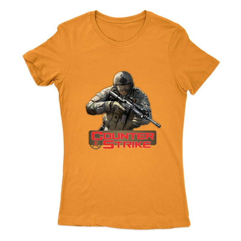 Counter Strike 2 Női Póló