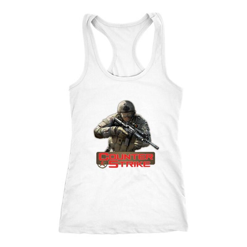 Counter Strike 2 Női Trikó
