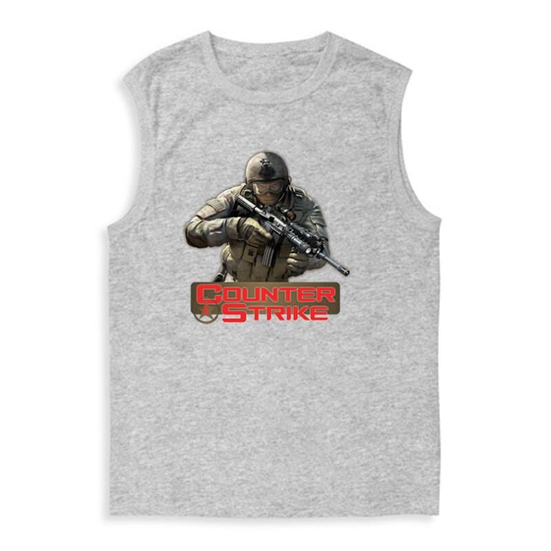 Counter Strike 2 Férfi Trikó