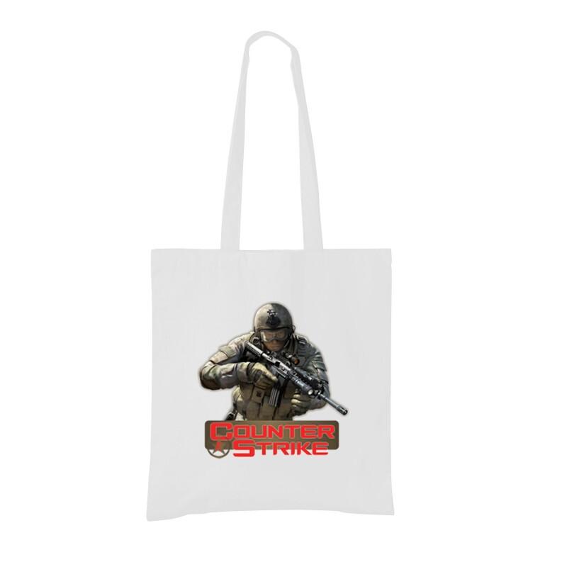 Counter Strike 2 Bevásárló Táska