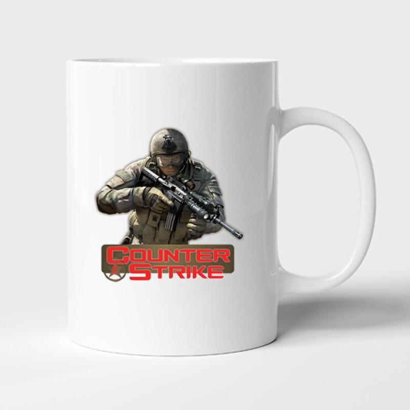 Counter Strike 2 Bögre