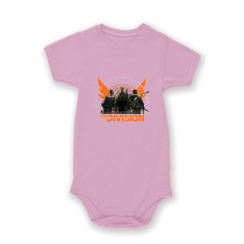 Division soldiers Baby Body