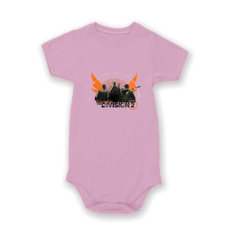 Division2 soldiers Baby Body