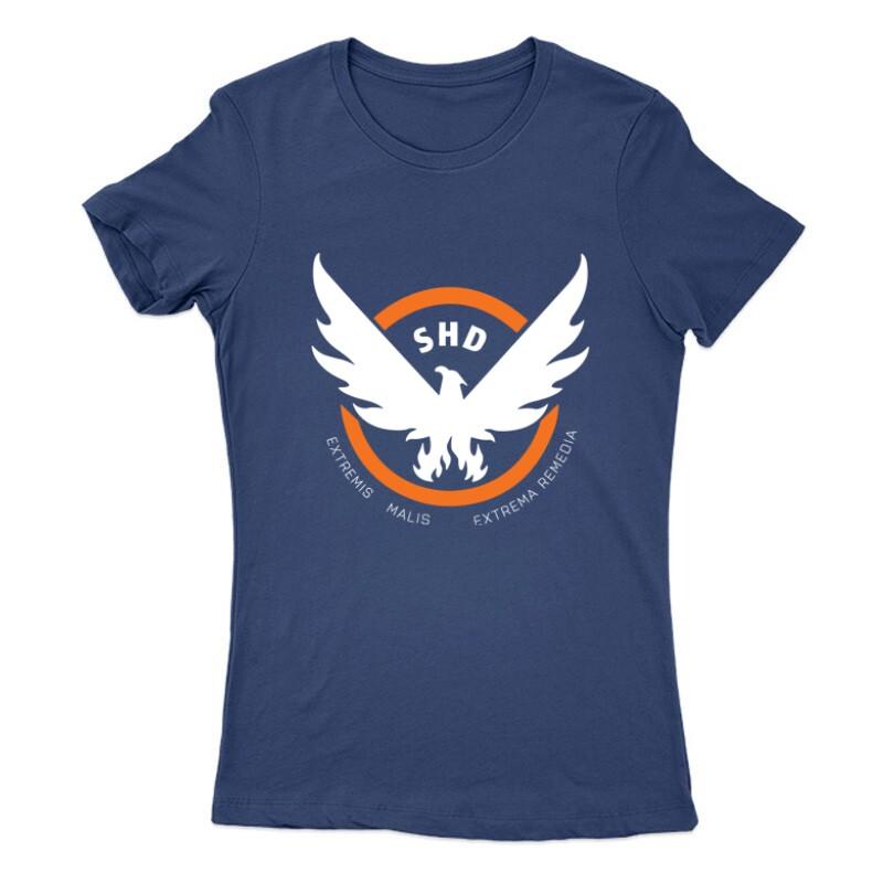 Division SHD Női Póló