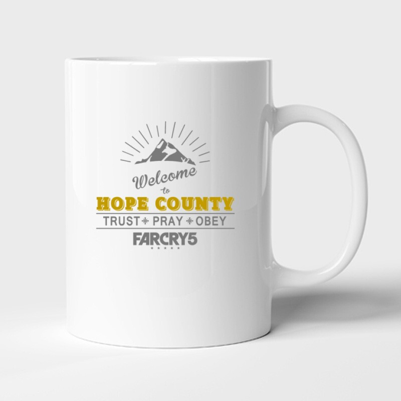 Welcome to Hope County Bögre