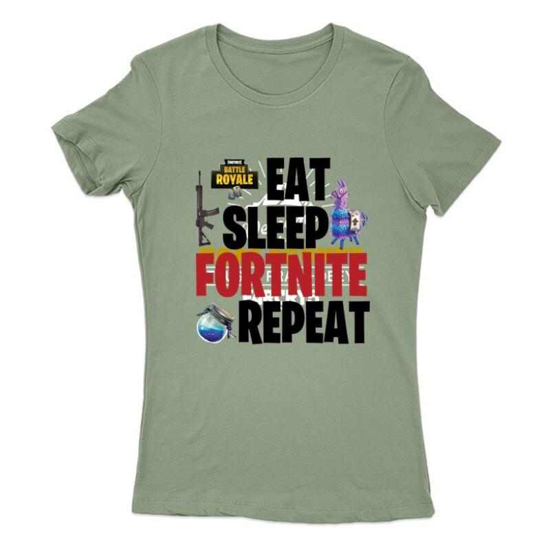 Fortnite 1 Női Póló