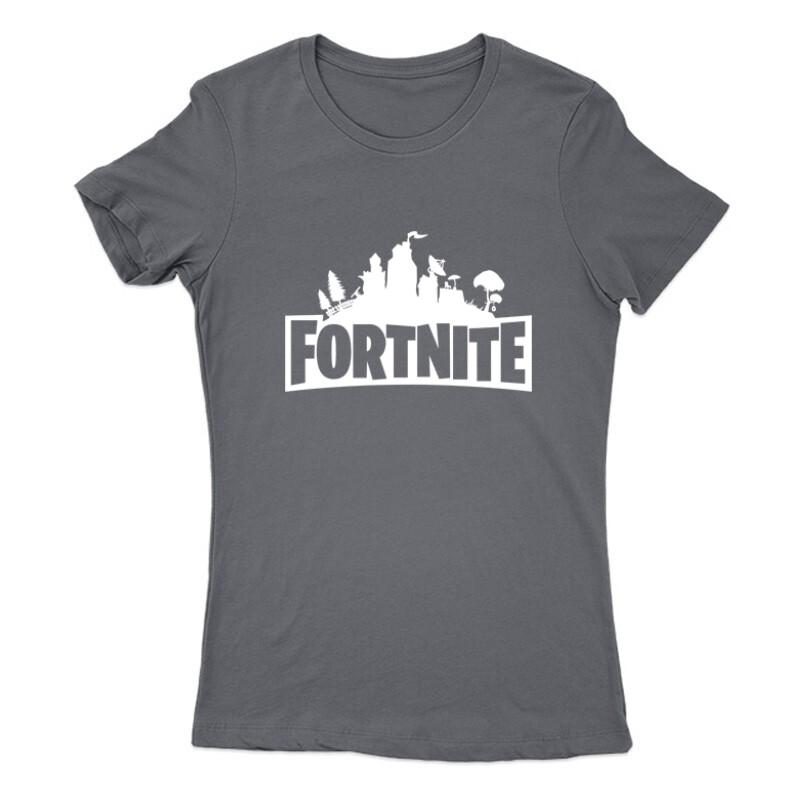 Fortnite 2 Női Póló