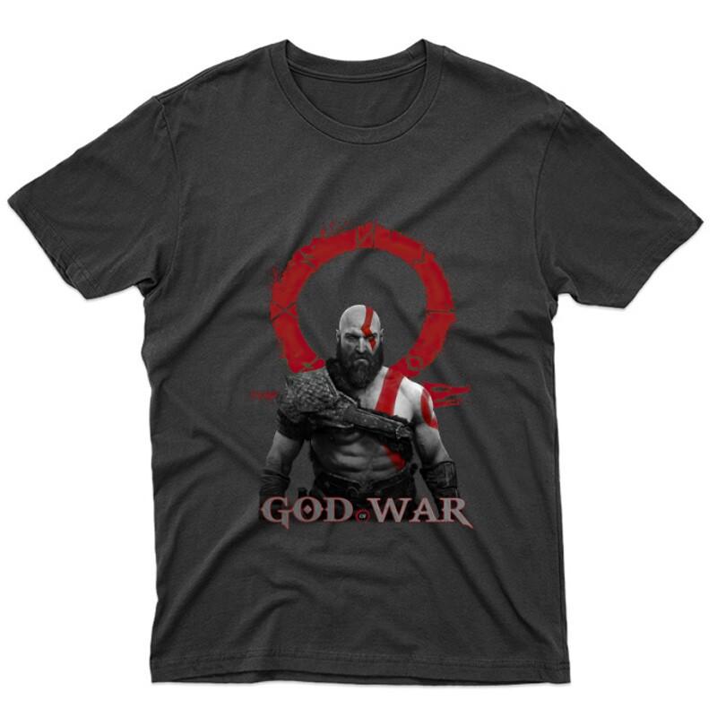 God of War Kratos Unisex Póló