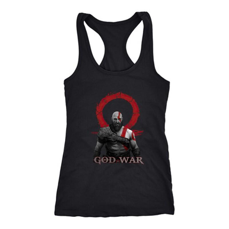 God of War Kratos Női Trikó