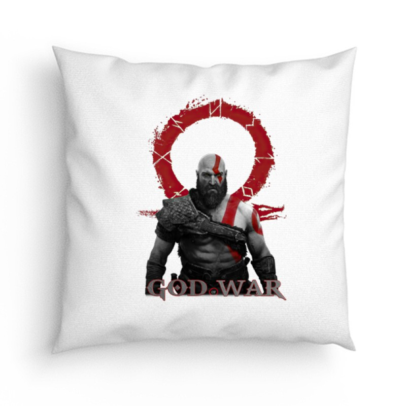 God of War Kratos Párna