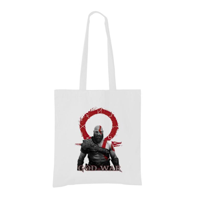 God of War Kratos Bevásárló Táska