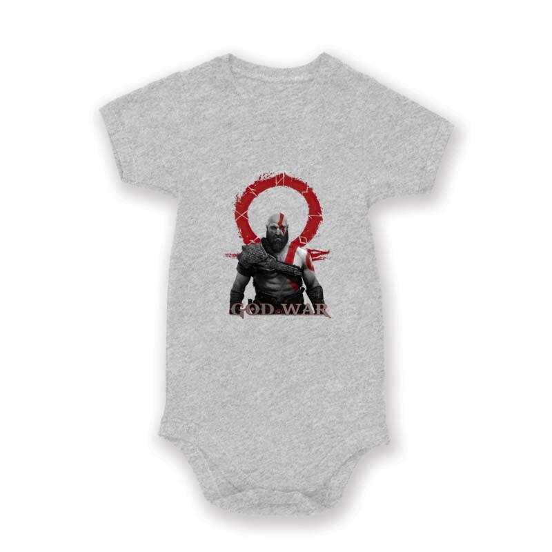 God of War Kratos Baby Body