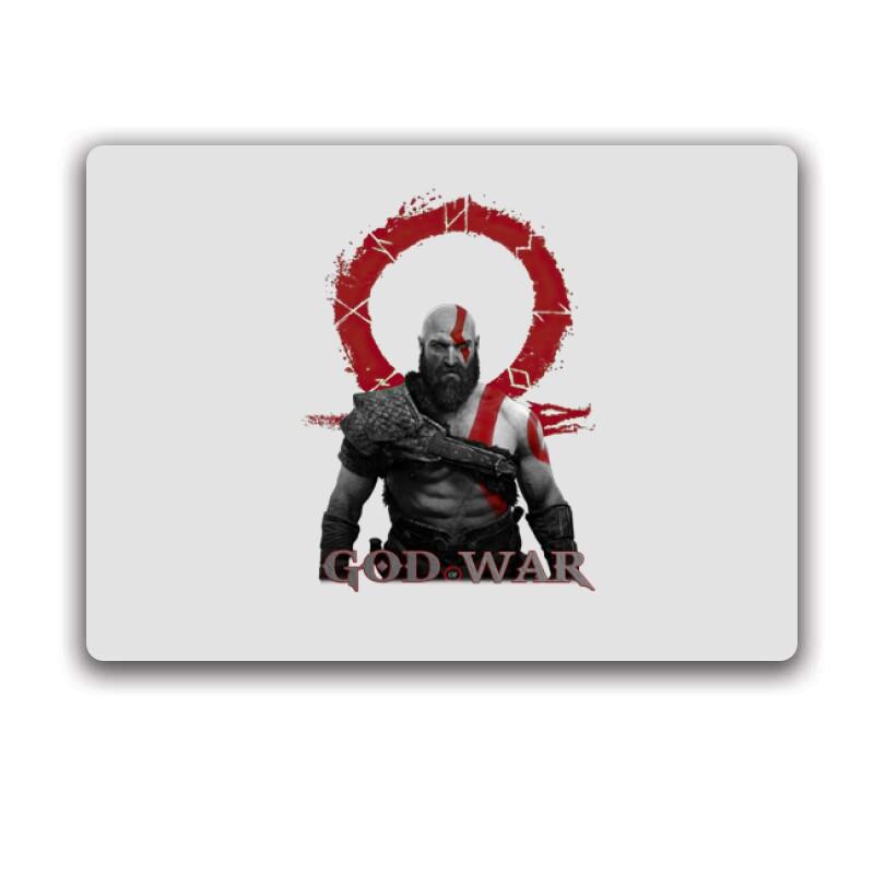 God of War Kratos Egérpad