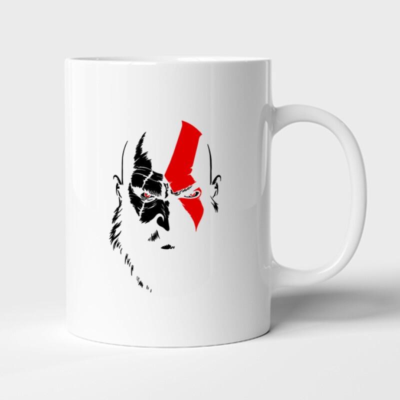 Kratos 2 Bögre