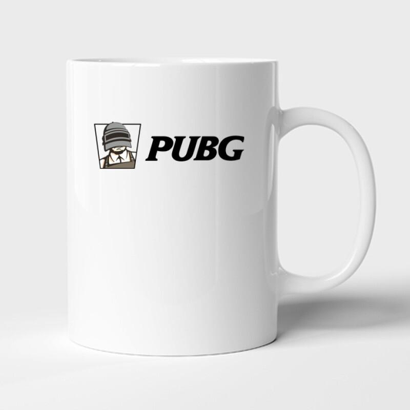 KFC PUBG Bögre