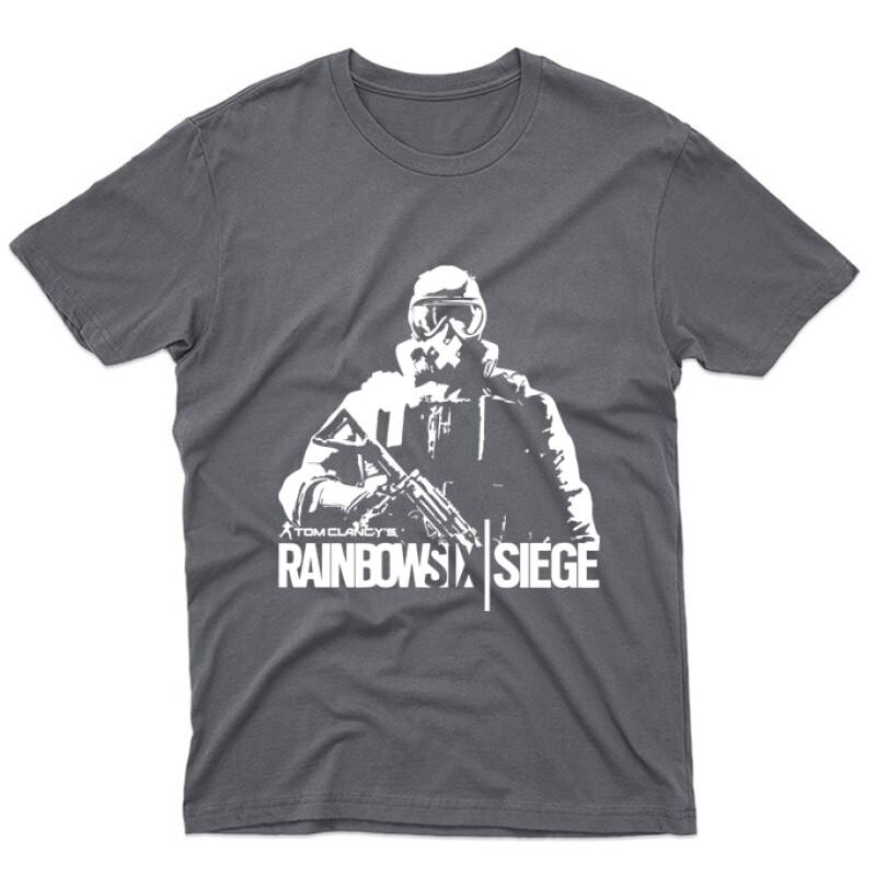 Rainbow Six Siege Soldier Unisex Póló