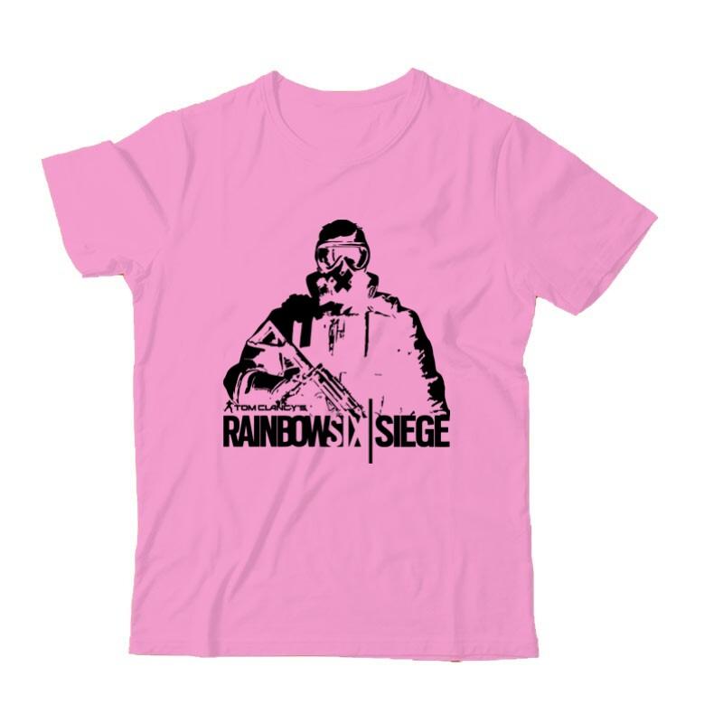 Rainbow Six Siege Soldier Gyermek Póló