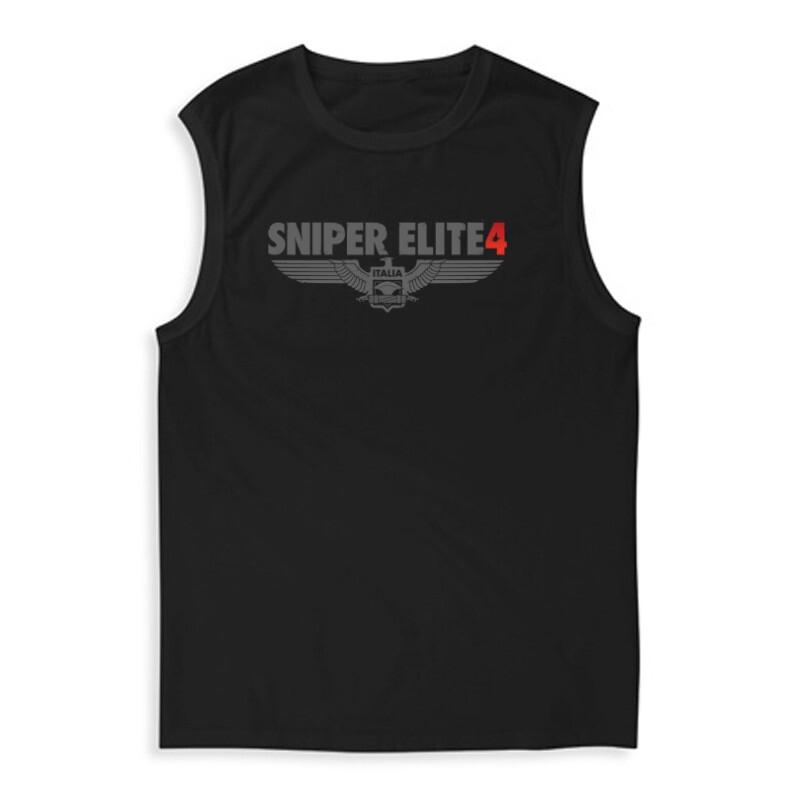 Sniper Elite Férfi Trikó