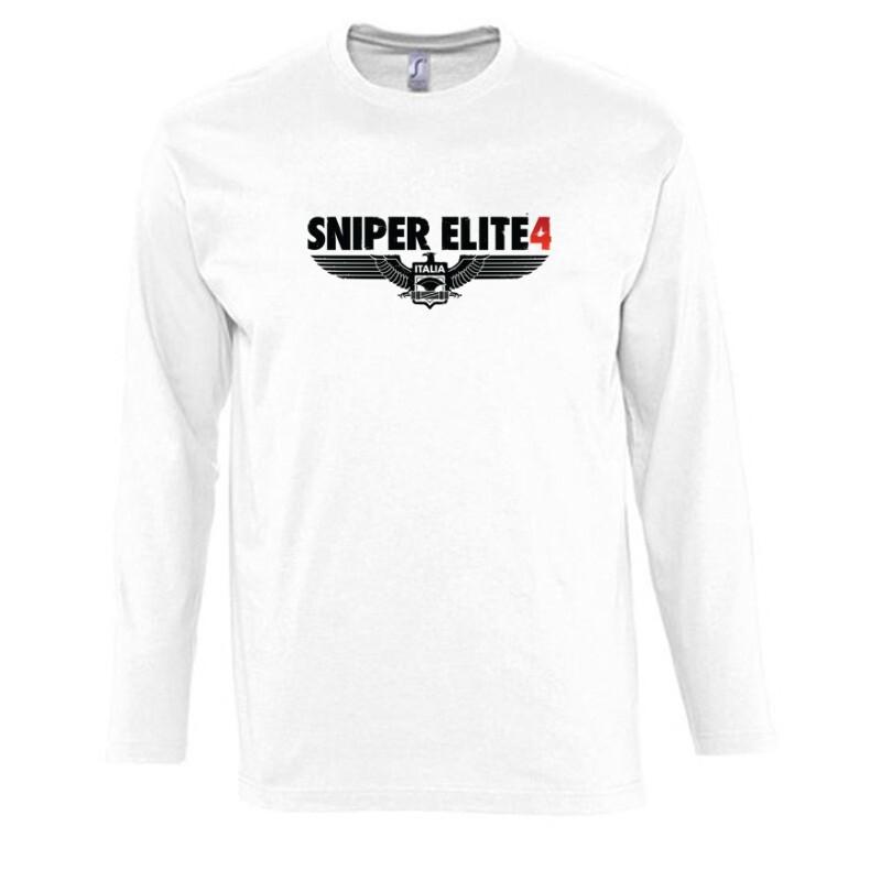 Sniper Elite Hosszú Ujjú Póló