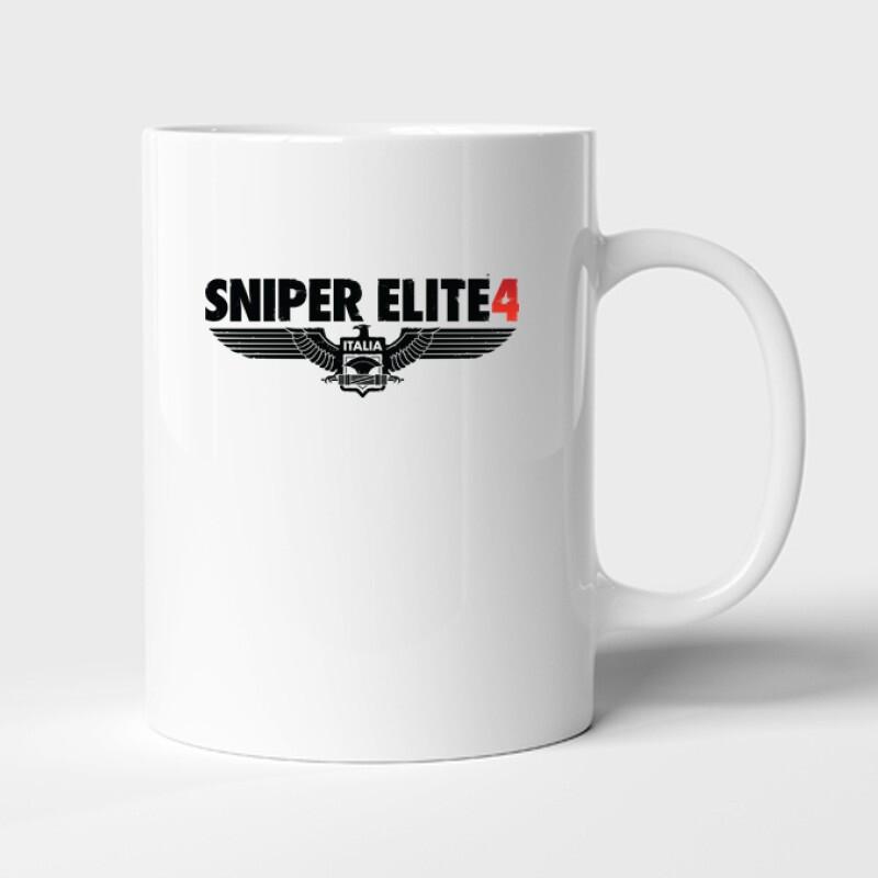 Sniper Elite Bögre
