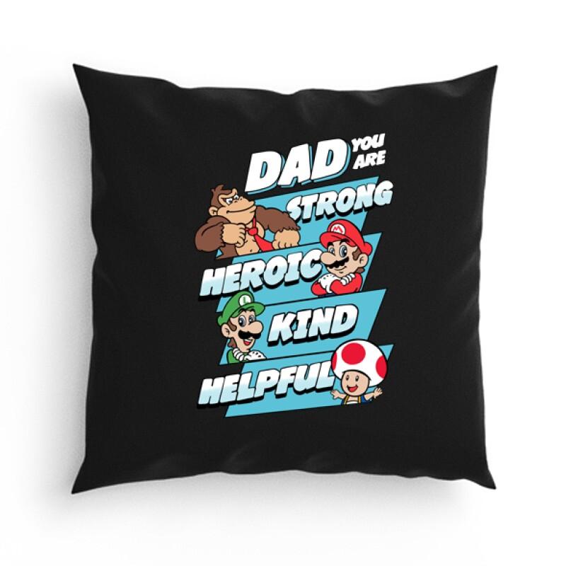Dad You Are Párna