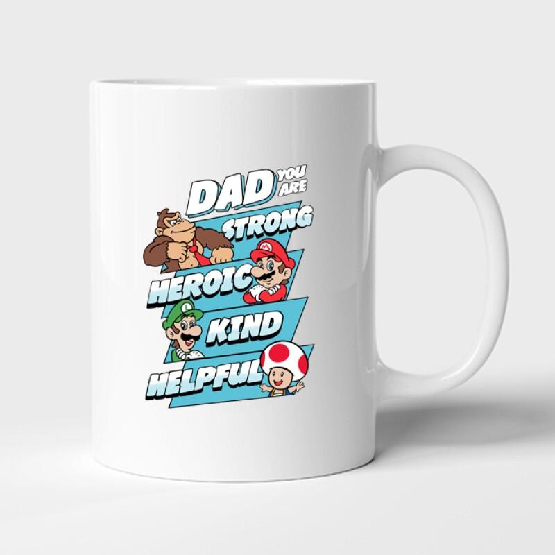 Dad You Are Bögre