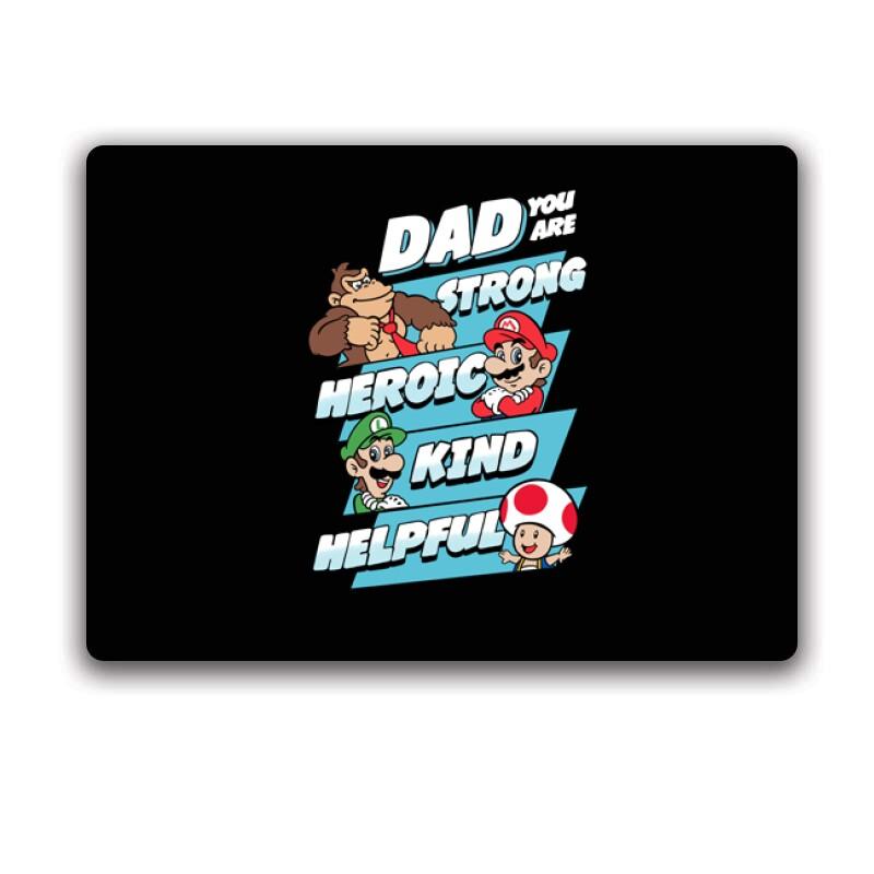 Dad You Are Egérpad