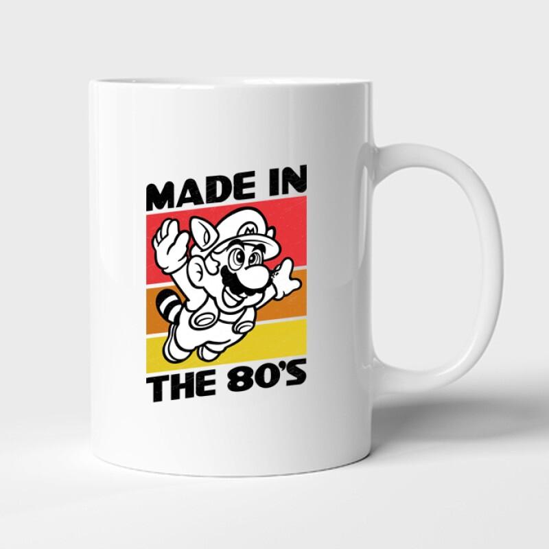 Made in the 80's Mario Bögre