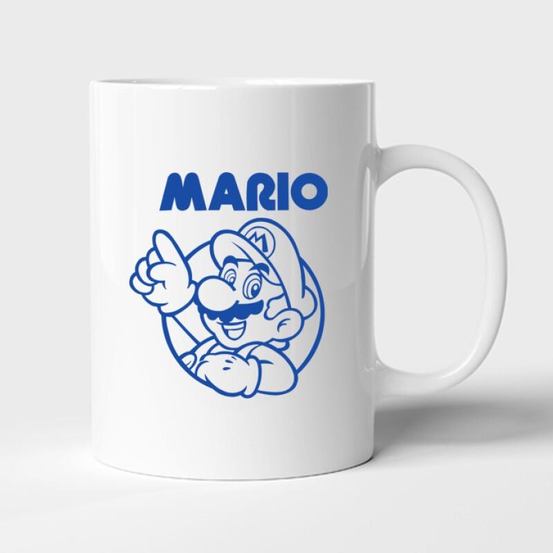 Mario old 2 Bögre