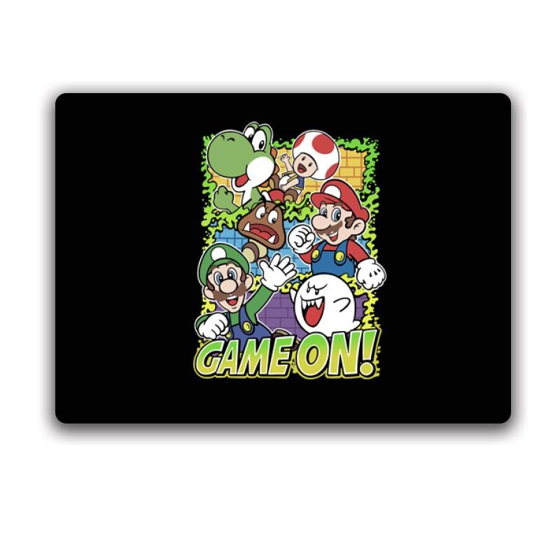 Game On Mario Egérpad
