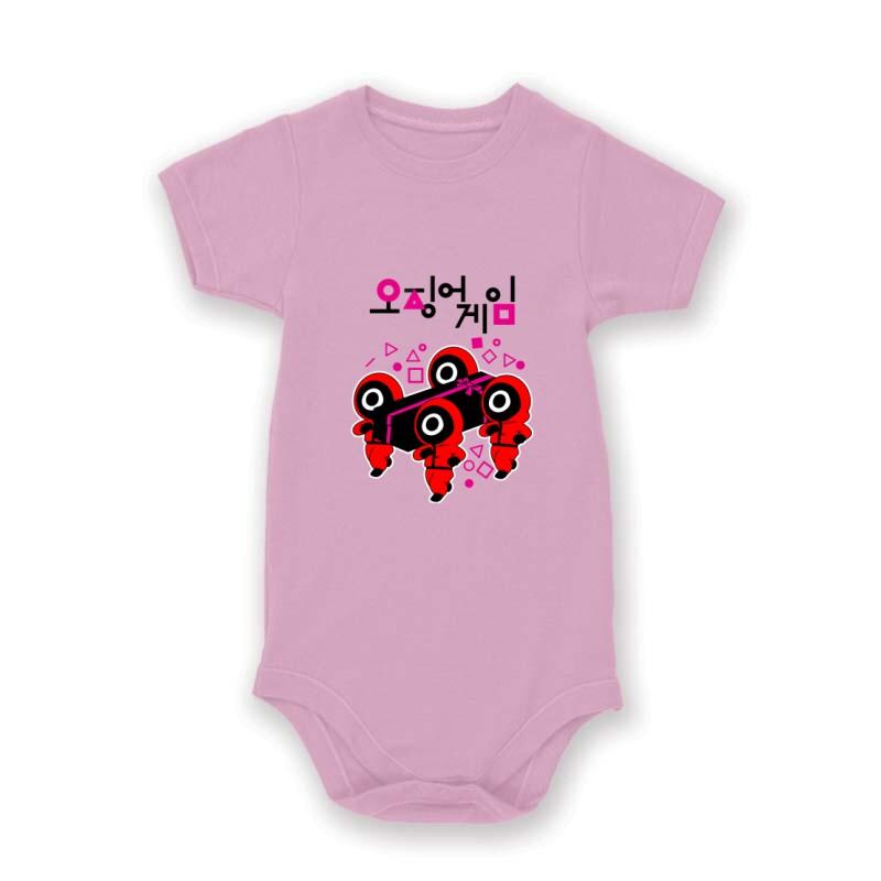 Tintahal tánc Baby Body