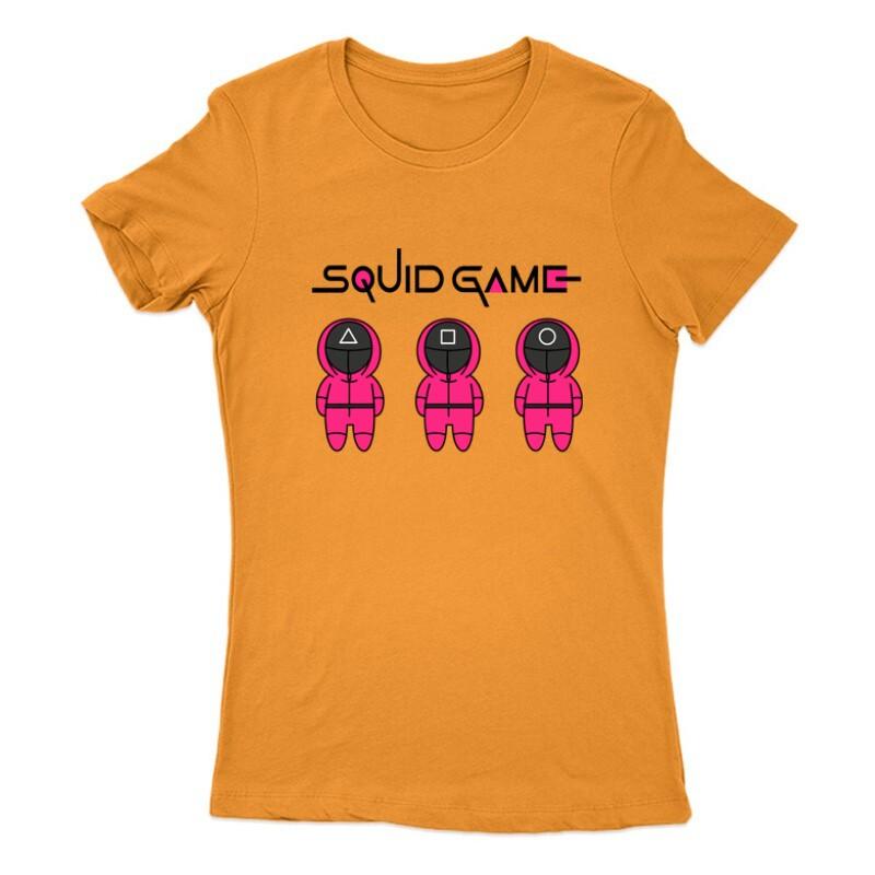 Squid game 3 soldiers Női Póló