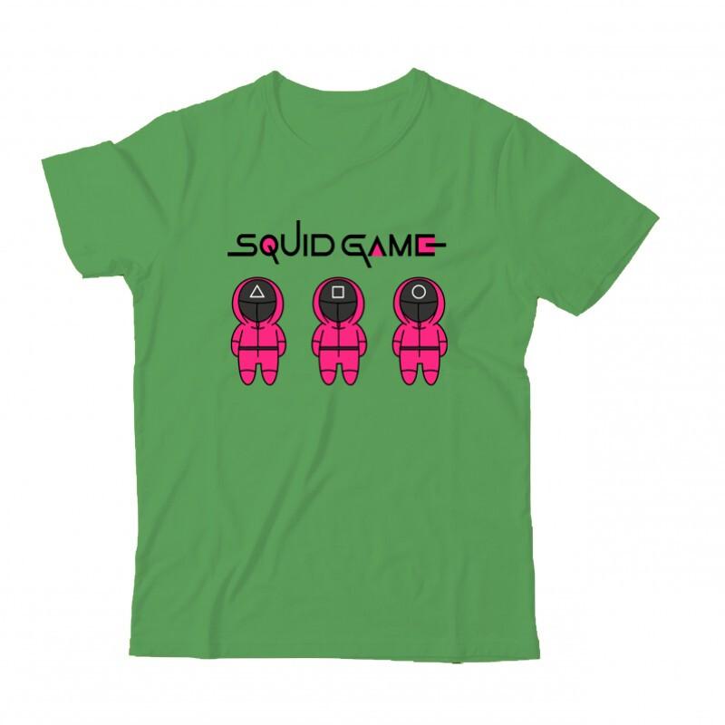 Squid game 3 soldiers Gyermek Póló