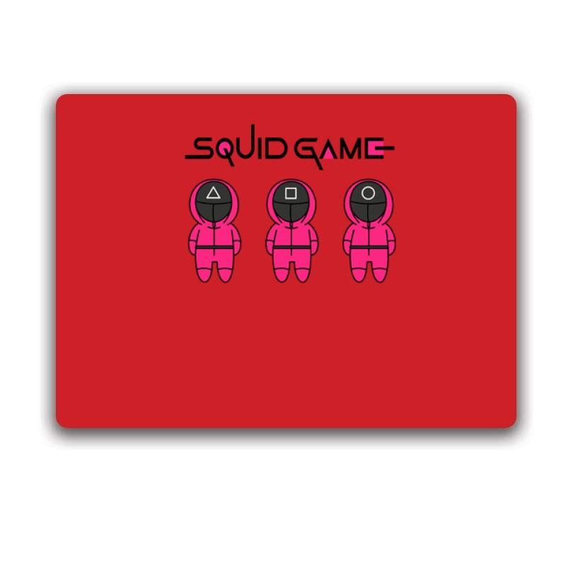 Squid game 3 soldiers Egérpad