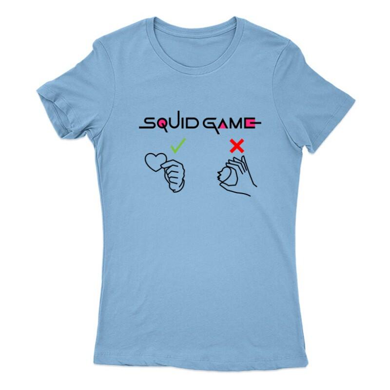 Squid game We play Női Póló