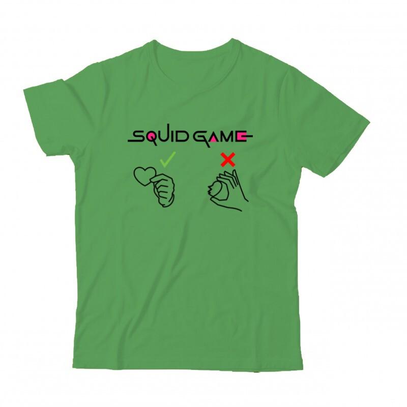 Squid game We play Gyermek Póló