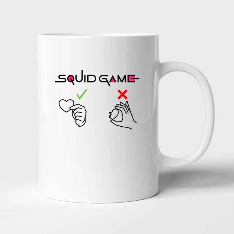 Squid game We play Bögre