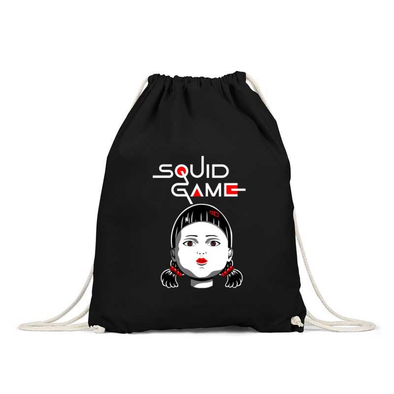 Squid game Doll Hátizsák